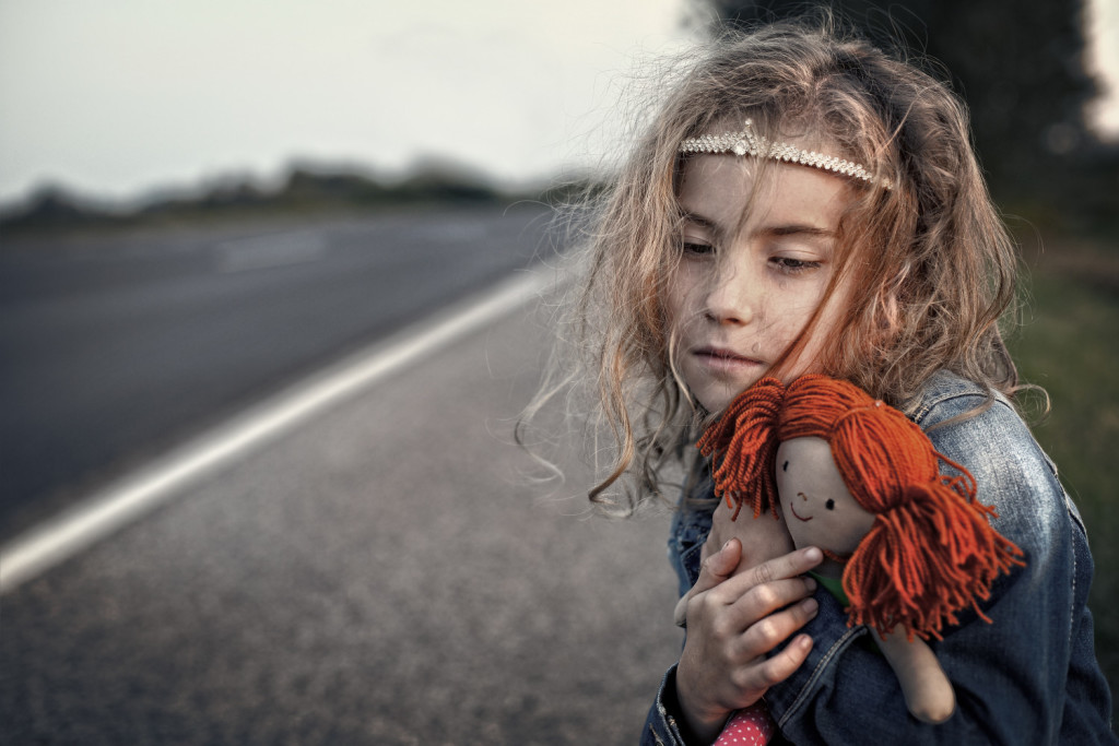 homeless children in america So many families are living on the edge of poverty, that one little setback can push them into the abyss of homelessness.
